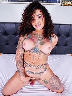 Morena Tatuada
