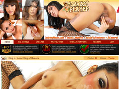 Ladyboy Player Review