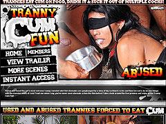 Tranny Cum Fun Review
